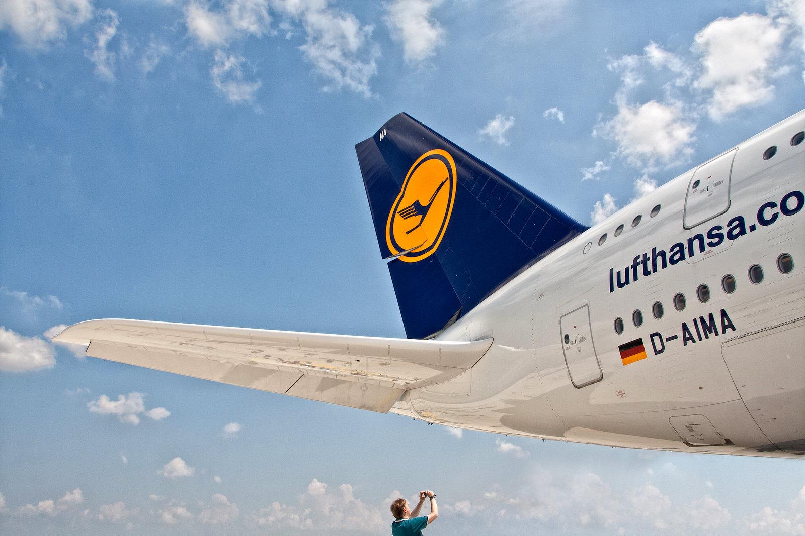 A380, Tag der Luftfahrt 08. Juni 2013