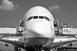 A380, Tag der Luftfahrt, FRA